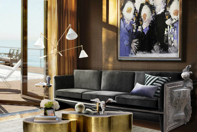 How to Use Floor Lamps in Your Summer Decor delightfull interior design luxury project residential living room 02