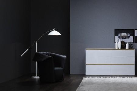 armstrong delightfull modern floor lamp
