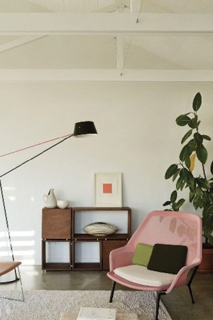 contemporary modern floor lamp