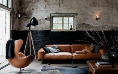 FLOOR LAMPS TO USE IN YOUR INDUSTRIAL STYLE