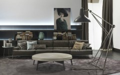 capa contemporary lighting Spring Trends for your contemporary lighting: nickel floor lamps capa 240x150