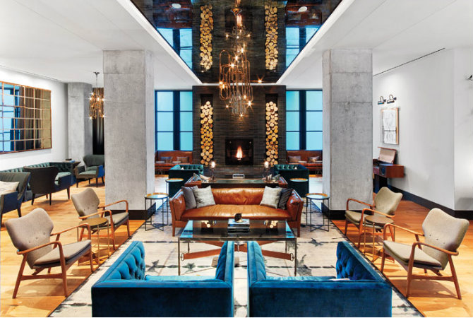 hospitality industry Best projects in the hospitality industry using statement lighting Featured 1