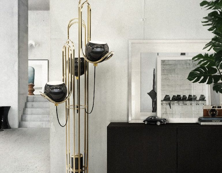Modern Floor Lamp from DelightFULL  Modern Floor Lamp from DelightFULL Modern Floor Lamp from DelightFULL 770x600