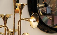 Botti Music-inspired Floor Lamp  Botti Floor, a music-inspired lamp delightfull botti floor handmade brass lamp 09 240x150
