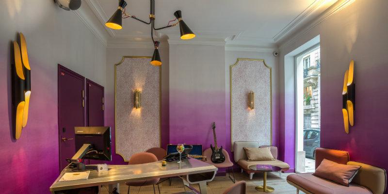 mid-century modern Idol Hotel: A Mid-Century Modern Paradise! featured Idol Hotel a mid century modern paradise
