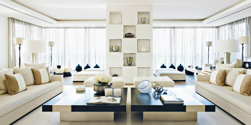 Kelly Hoppen's Wonderful Beirut Apartment featuring Modern Floor Lamps kelly hoppen Kelly Hoppen's Wonderful Beirut Apartment featuring Modern Floor Lamps 1 feat