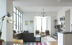 Sasha Bikoff Dreamy New York Interior Design with Modern Floor Lamps