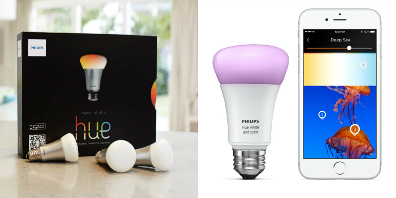 LED Philips Hue Might be In for a Rebate philips hue LED Philips Hue Might be In for a Rebate collage feat 3