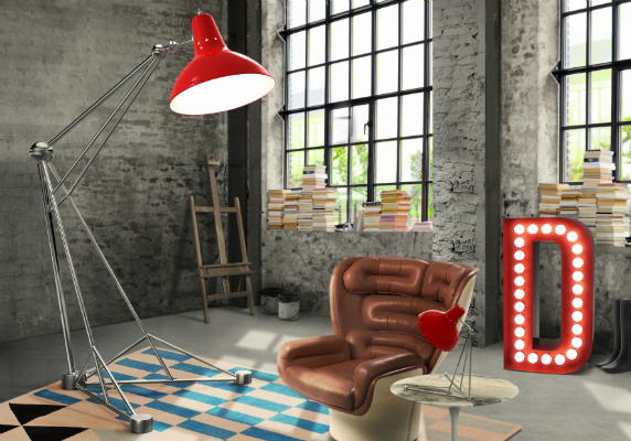 10 of the Most Edgy Standing Lamps to Use in Your Modern Home