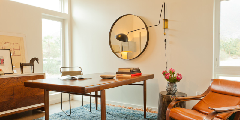 Get a Mid-Century Modern Home with the Help of Floor Lamps