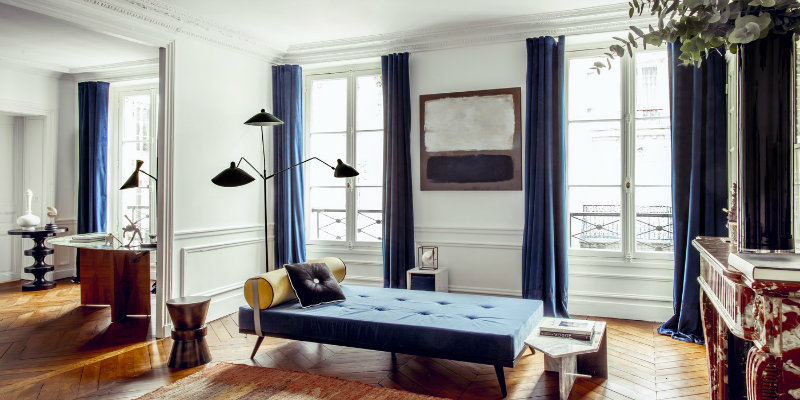 Stunning Lighting Designs Shine in Hilary Swank's Paris Apartment feat lighting designs Stunning Lighting Designs Shine in Hilary Swank's Paris Apartment Stunning Lighting Designs Shine in Hilary Swanks Paris Apartment feat