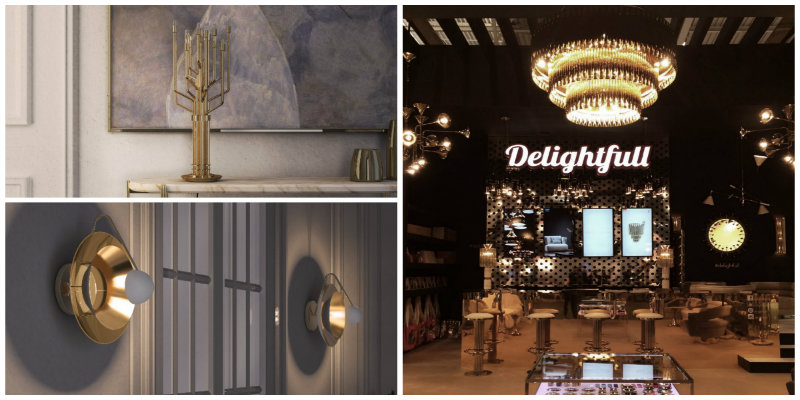 maison et objet 2017 DelightFULL's New Lighting Designs at Maison et Objet 2017 collage 2