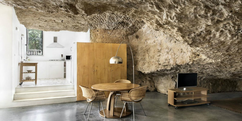 Cave House Straight Out of a Fairy Tale with a Stunning Arc Floor Lamp feat arc floor lamp Cave House Straight Out of a Fairy Tale with a Stunning Arc Floor Lamp Cave House Straight Out of a Fairy Tale with a Stunning Arc Floor Lamp feat