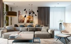 lighting design Modern Open Plan Living Room with Stunning Lighting Designs in Minsk Modern Open Living Room with Stunning Lighting Designs in Minsk FEAT 1 240x150