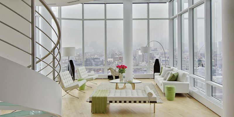 Chelsea Penthouse with Modern Floor Lamps & Sweeping Views FEAT modern floor lamps Chelsea Penthouse with Modern Floor Lamps & Sweeping Views Chelsea Penthouse with Modern Floor Lamps Sweeping Views FEAT 800x400