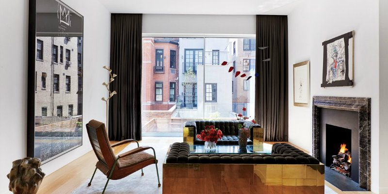 Manhattan House Filled with Mid-Century Lighting Designs feat mid-century lighting Manhattan House Filled with Mid-Century Lighting Designs Manhattan House Filled with Mid Century Lighting Designs feat 800x400