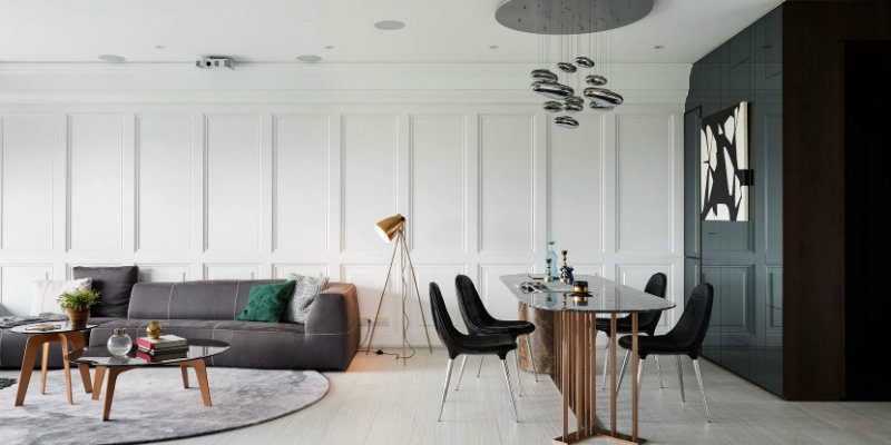 Modern Apartment in Taiwan Filled with Stunning Lighting Designs FEAT lighting design Modern Apartment in Taiwan Filled with Stunning Lighting Designs Modern Apartment in Taiwan Filled with Stunning Lighting Designs FEAT 800x400