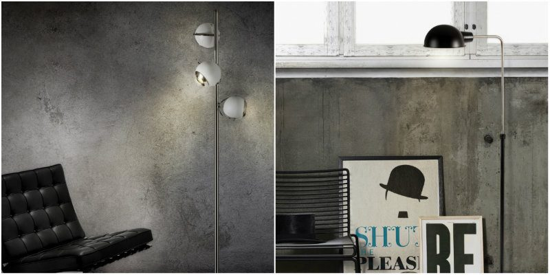 Perfect Modern Floor Lamps for a Modern and Stylish Home Design modern floor lamps Perfect Modern Floor Lamps for a Stylish Home Design collage 800x400
