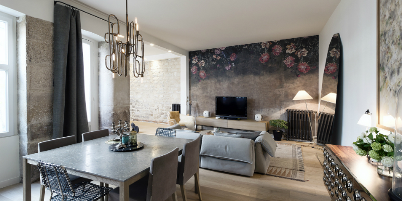 Mid-Century Lighting Brings Life to Apartment in Romantic Paris mid-century lighting Mid-Century Lighting Brings Life to Apartment in Romantic Paris Mid Century Lighting Brings Life to Apartment in Romantic Paris 3 feat