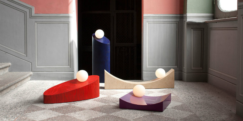 Stunning Sculpture Lighting Objects by London-based Child Studio 1 sculpture lighting Stunning Sculpture Lighting Objects by London-based Child Studio Stunning Sculpture Lighting Objects by London based Child Studio FEAT