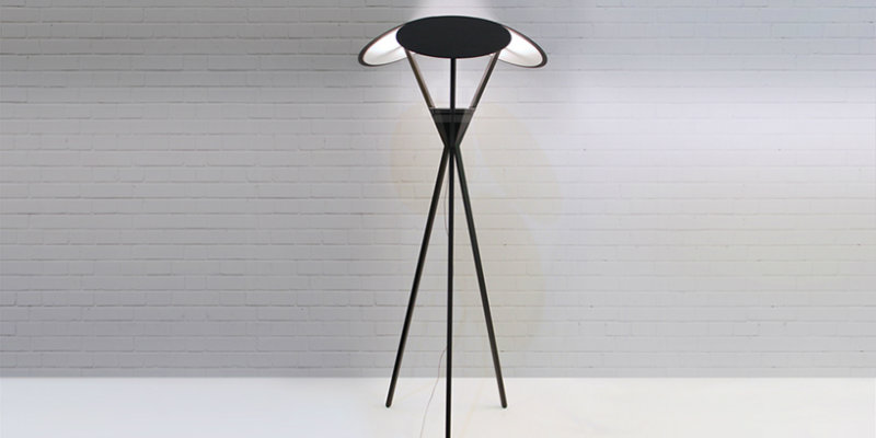 "Floor Lamps Essentials: Meet ""Albedo"" A Three Disced Floor Lamp Floor Lamps Essentials Meet Albedo A Three Disced Floor Lamp FEAT"