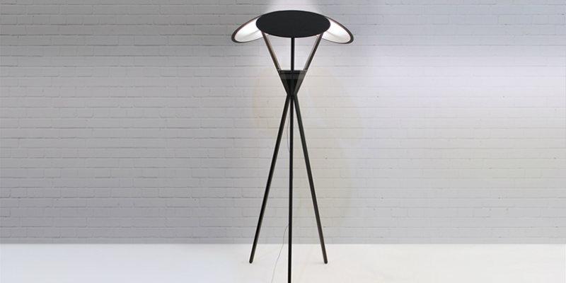 "Floor Lamps Essentials: Meet ""Albedo"" A Three Disced Floor Lamp Floor Lamps Essentials Meet Albedo A Three Disced Floor Lamp FEAT"