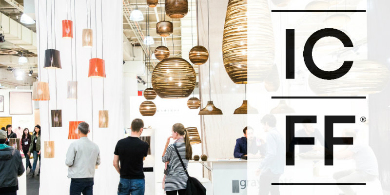 ICFF Is Coming and Here's Everything You Need to Know! FEAT  ICFF Is Coming and Here's Everything You Need to Know! ICFF Is Coming and Heres Everything You Need to Know FEAT