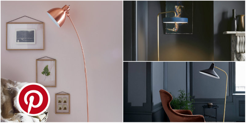What's Hot on Pinterest 5 Modern Floor Lamps 3 hot on pinterest What's Hot on Pinterest: 5 Modern Floor Lamps Whats Hot on Pinterest 5 Modern Floor Lamps FEAT