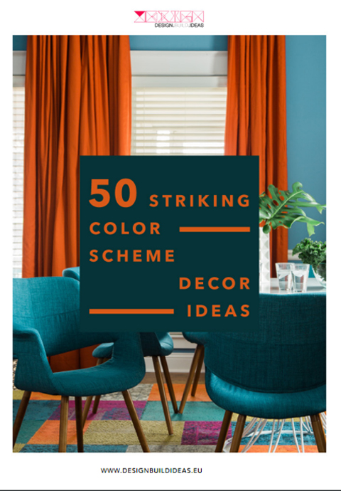 50 Striking Color Scheme Decor Ideas ebook 50 striking color scheme 1