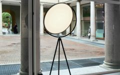 Floor Lamps Essentials Flat Disc Superloon Lamp for Flos FEAT superloon lamp Floor Lamps Essentials: Flat Disc Superloon Lamp for Flos Floor Lamps Essentials Flat Disc Superloon Lamp for Flos FEAT 240x150