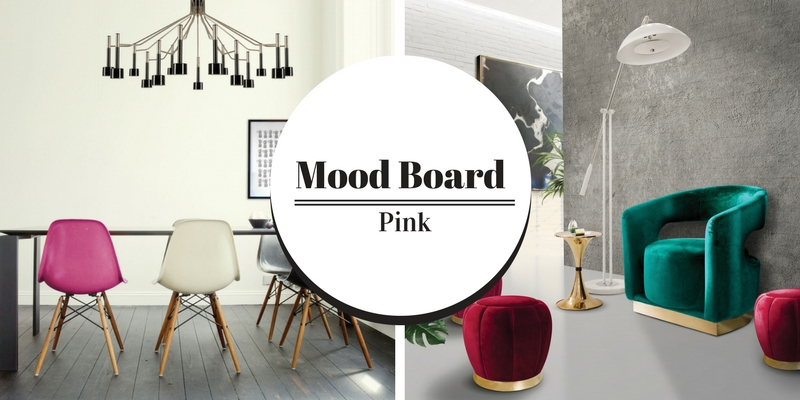 Mood Board Be Bold and Use Pink Shade in Your Modern Home Decor 2 modern home decor Mood Board: Be Bold and Use Pink Shade in Your Modern Home Decor Mood Board 1 1
