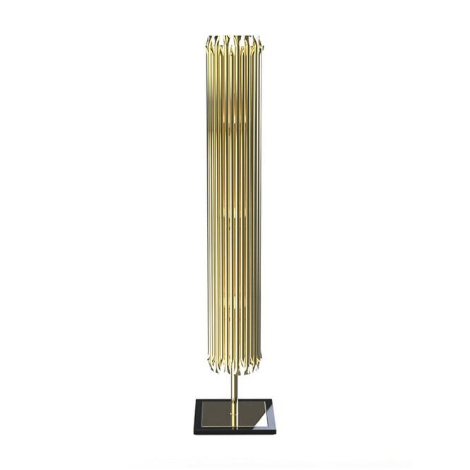 Meet the best restaurants with mid-century lighting design modern floor lamps Use mid-century modern floor lamps beside a sideboard Meet the best restaurants with mid century lighting design 5