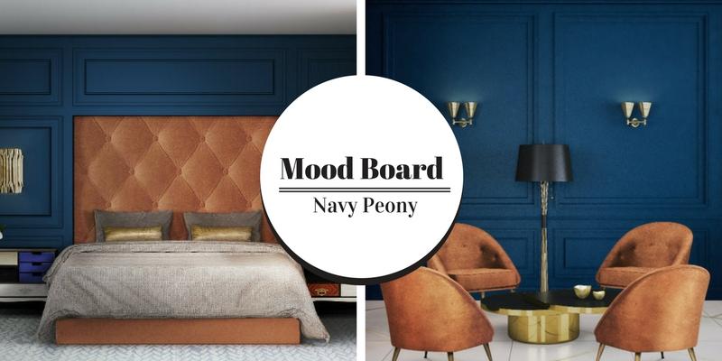 Mood Board Why Navy Peony is the Best Pantone Color for This Fall 8 navy peony Mood Board: Why Navy Peony is the Best Pantone Color for This Fall Mood Board 5