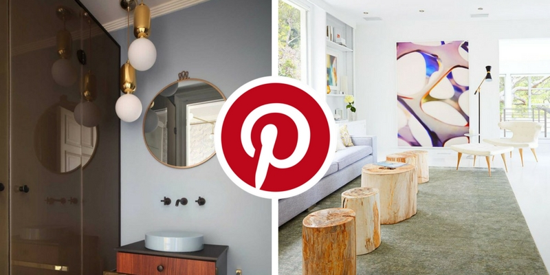 mid-century house What's Hot on Pinterest: Unique Lamps for Your Mid-Century House mid century home 1