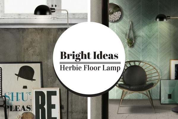 Bright Ideas A Modern Floor Lamp with a Minimalist Design 7 modern floor lamp Bright Ideas: A Modern Floor Lamp with a Minimalist Design Bright Ideas Herbie 600x400