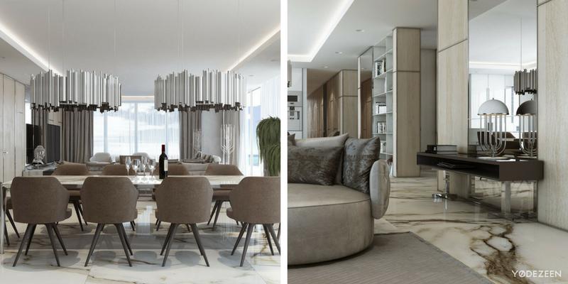 modern floor lamps YØDezeen Luxurious Residence in Miami with Modern Floor Lamps Design sem nome 2 1 800x400