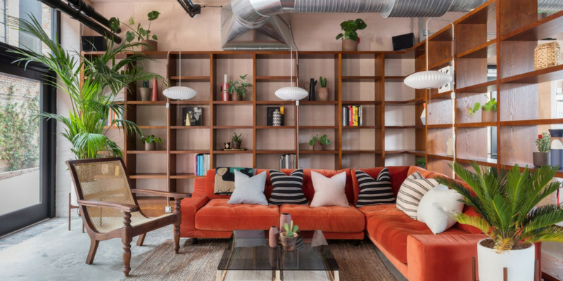 Office Space Design With Creative Inspiration In East London!