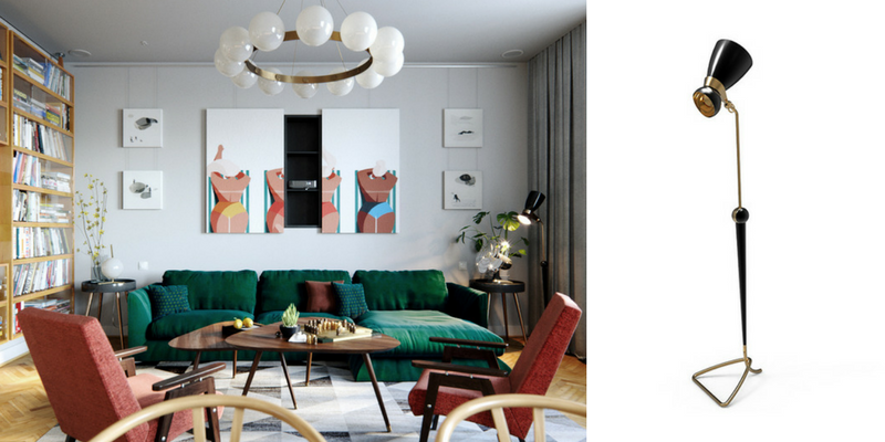Find Out How This Mid-Century Apartment in Ukraine has Our Hearts! mid-century apartment Find Out How This Mid-Century Apartment in Ukraine has Our Hearts! Find Out How This Mid Century Apartment in Ukraine has Our Hearts