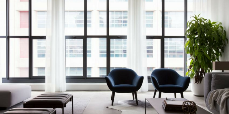 Let's Meet the Soothing and Timeless Interior Design Project in Tribeca!