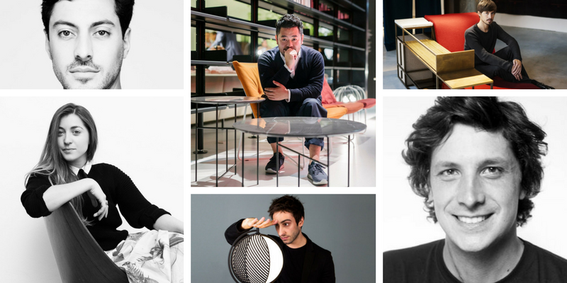 Maison et Objet 2018_ The Six Rising Talents of Design! six rising talents Maison et Objet 2018: The Six Rising Talents of Design! Maison et Objet 2018  The Six Rising Talents of Design