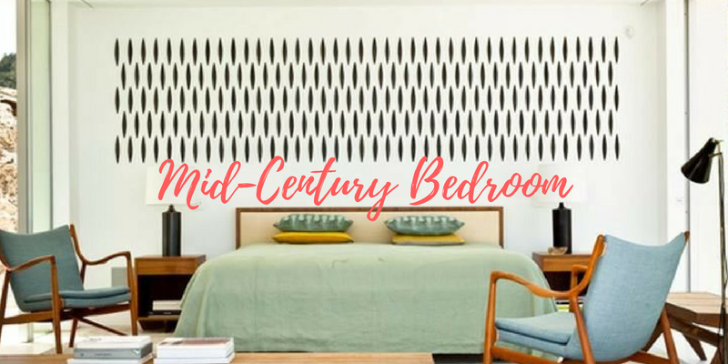 Easy Steps To Get the Perfect Mid-Century Bedroom!