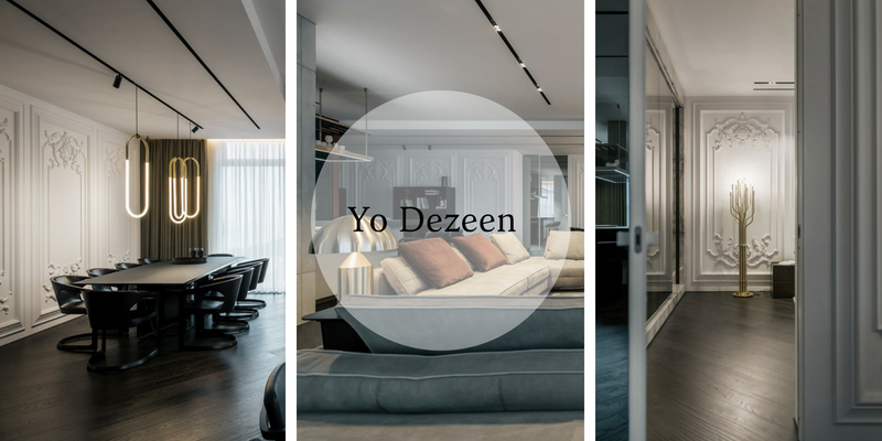 An Ode To The Classics_ Yo Dezeen Presents an Apartment in Kiev yo dezeen An Ode To The Classics: Yo Dezeen Presents an Apartment in Kiev An Ode To The Classics  Yo Dezeen Presents an Apartment in Kiev