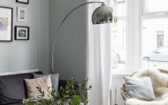 Get The Monochrome Trend With A Silver Floor Lamp! silver floor lamp Get The Monochrome Trend With A Silver Floor Lamp! Get The Monochrome Trend With A Silver Floor Lamp 240x150