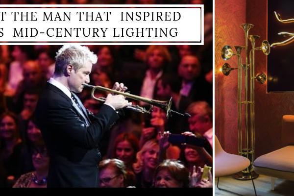 mid-century lighting Meet the man that  inspired this mid-century lighting James LouisK