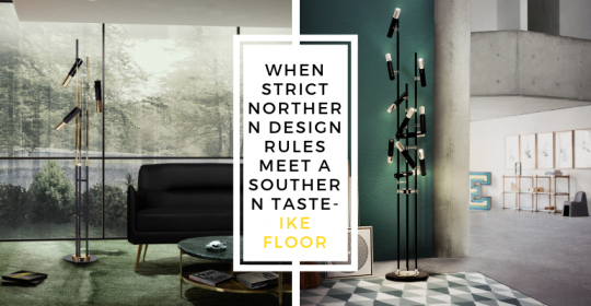 When Strict Northern Design Rules Meet A Southern Taste- Ike Floor strict northern design rules meet a southern taste When Strict Northern Design Rules Meet A Southern Taste- Ike Floor est 1995 540x280 modern floor lamps Modern Floor Lamps That Shined On M&0 2018 est 1995 540x280