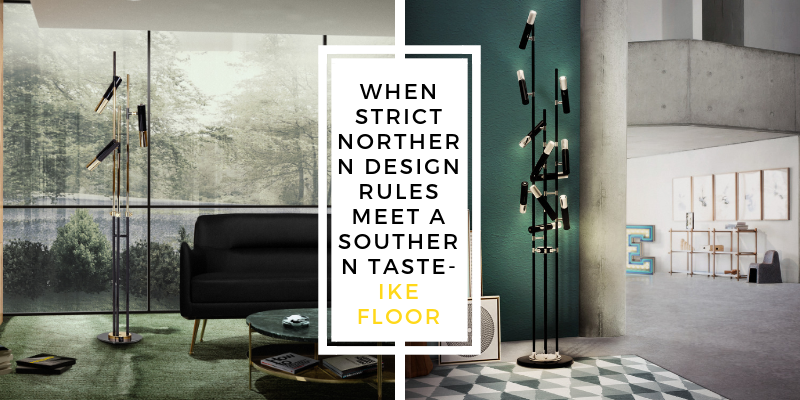 When Strict Northern Design Rules Meet A Southern Taste- Ike Floor strict northern design rules meet a southern taste When Strict Northern Design Rules Meet A Southern Taste- Ike Floor est 1995