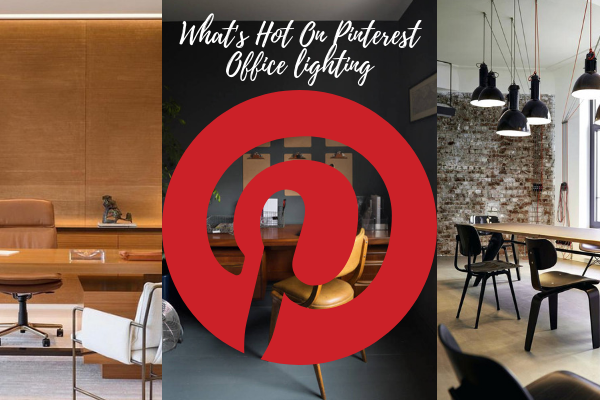 office lighting What's Hot On Pinterest Office Lighting Shines Your Work Whats Hot On PinterestOffice lighting 600x400