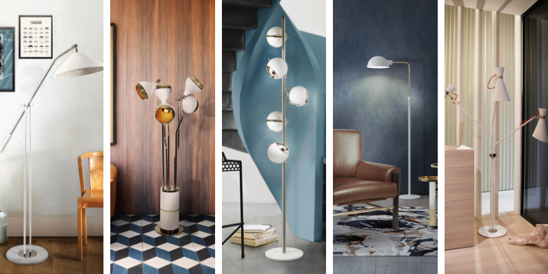 white finish Mid-Century Floor Lamps With White Finish For You! Design sem nome 1 800x400