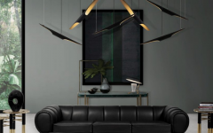 leather sofas Modern Floor Lamps That Go Along With Leather Sofas! Design sem nome 16 240x150