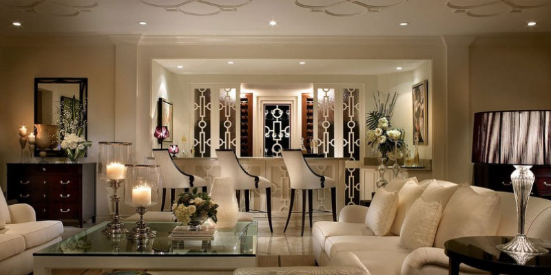 hollywood glam style Give Your Living Room A Hollywood Glam Style Look! Design sem nome 7